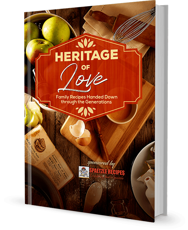 Heritage of Love Book