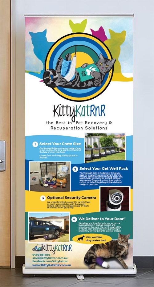 Kitty Kat RnR banner