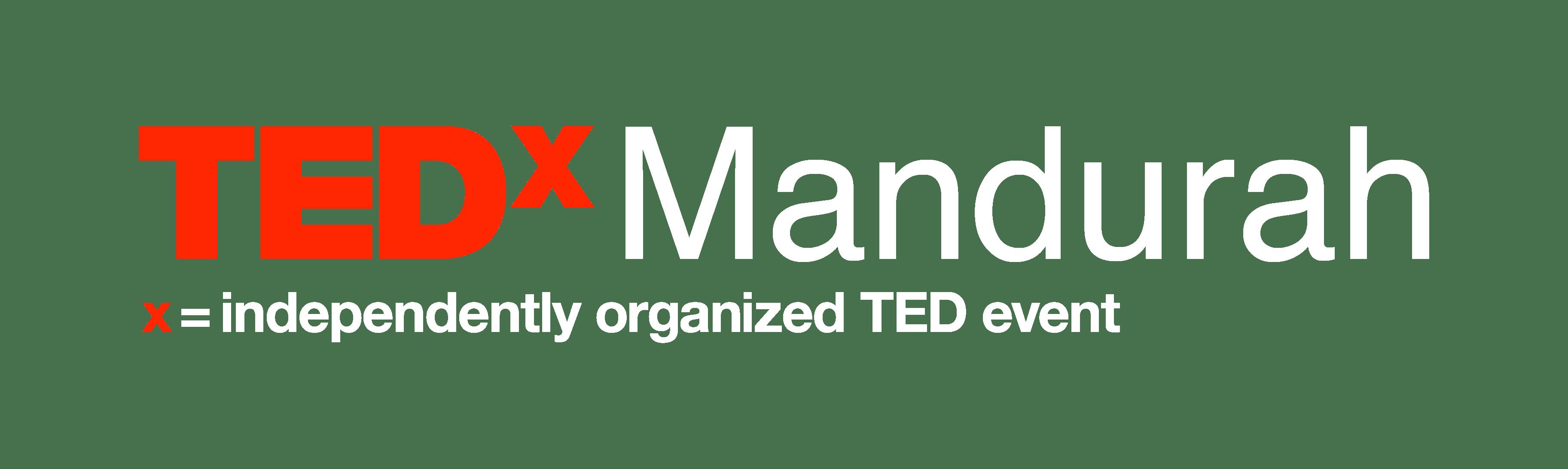 TEDxMandurah logo